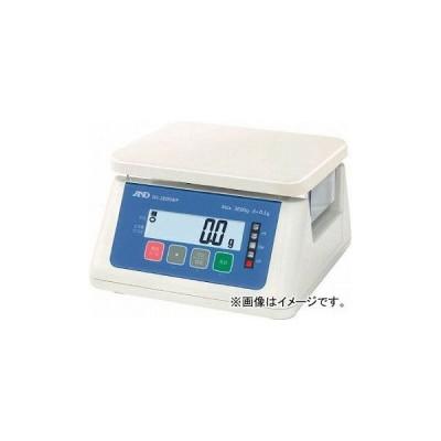A&D デジタル防水はかり 3000g SH-3000WP(4808487) JAN:4981046607971