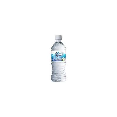 永伸商事 大山山麓天然水 結(ゆいのみず) 500mlペットボトル×24本入×(2ケース)