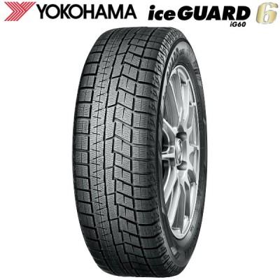 正規品 2021年製ヨコハマ スタッドレス タイヤ アイスガード6 IG60 135/80R13インチ 個人宅でも送料無料 R2762