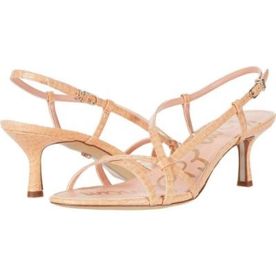 サム エデルマン Sam Edelman レディース サンダル・ミュール シューズ・靴 Judy Peach Fizz Patent Stone Croco Print