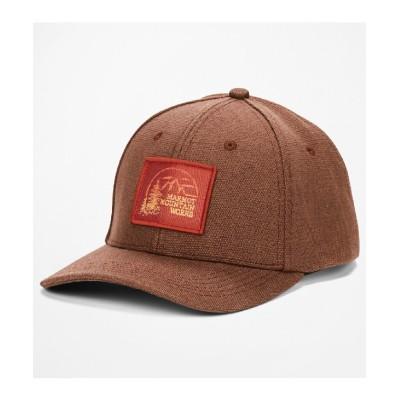 (Marmot/マーモット)【インポート】Marmot Hemp Cap / マーモットヘンプキャップ/メンズ ブラウン系