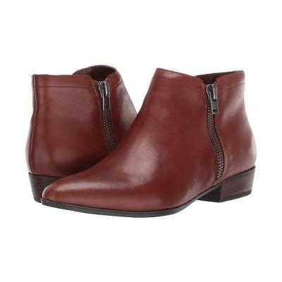 Naturalizer ナチュラライザー レディース 女性用 シューズ 靴 ブーツ アンクル ショートブーツ Claire - Cinnamon Leather