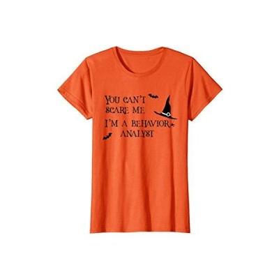 レディース ABAセラピストへのギフトファニーハロウィンフォールABAセラピー Tシャツ
