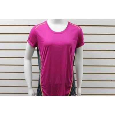 アスレチック ウェア マーモット レディース Marmot Interval 半袖 Shirt Lipstick/ダーク スチール 67320