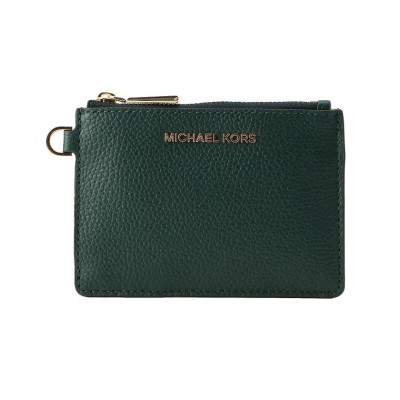 【リヴェラール】 MichaelKors マイケル JET SET SM COIN PURSE 32t7gm9p0l307 レディース グリーン F riverall