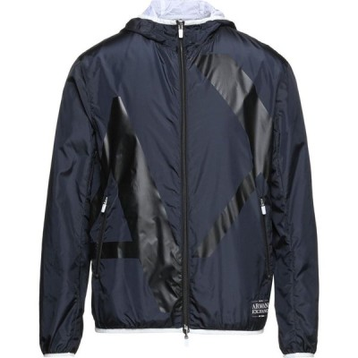 アルマーニ ARMANI EXCHANGE メンズ ジャケット アウター jacket Dark blue
