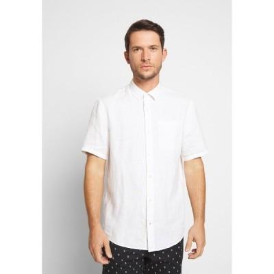 スコッチアンドソーダ シャツ メンズ トップス Shirt - white