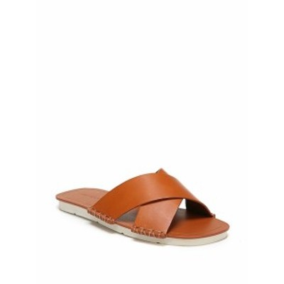 ヴィンス レディース シューズ サンダル Nico Leather Flat Sandals