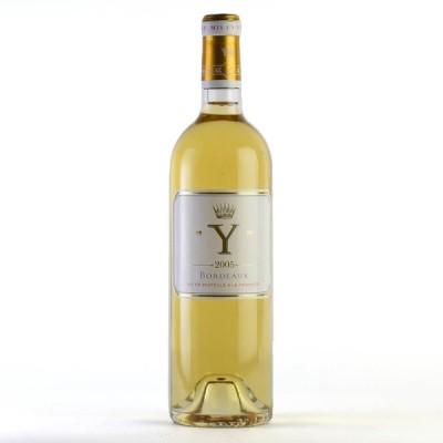 イグレック 2005 シャトー ディケム イケム フランス ボルドー 白ワイン