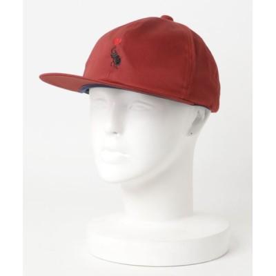BEAVER / BOHEMIANS/ボヘミアンズ SOLID CHINO BEETLE EMB BB CAP/キャップ MEN 帽子 > キャップ