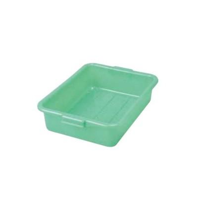 """カラーフードストレージドレンボックス 5""""1511 グリーン/業務用/新品/小物送料対象商品"""
