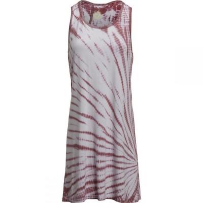 フューダ Fu Da レディース ワンピース ノースリーブ ワンピース・ドレス Sleeveless Tie Dye Dress Cloud