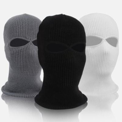 冬の屋外の乗馬のスキーのための男女兼用の防風の厚く暖かいマスクの帽子