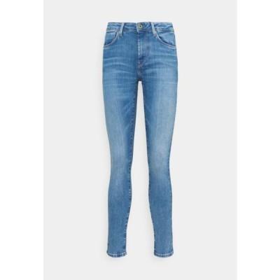 ペペジーンズ レディース ファッション Jeans Skinny Fit - denim