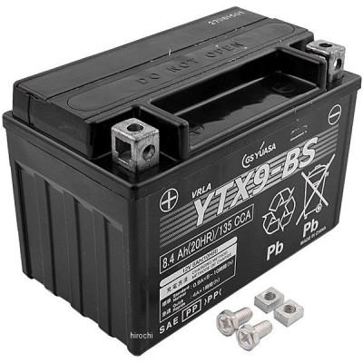 YTX9-BS-GY1-C YTX9-BS GSユアサ MFバッテリー 制御弁型 12V (液入充電済) JP店