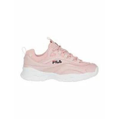 Fila レディーススニーカー Fila Ray F Low Sneakers Pink