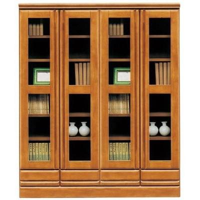 本棚 完成品 書棚 幅120cm 開梱設置無料