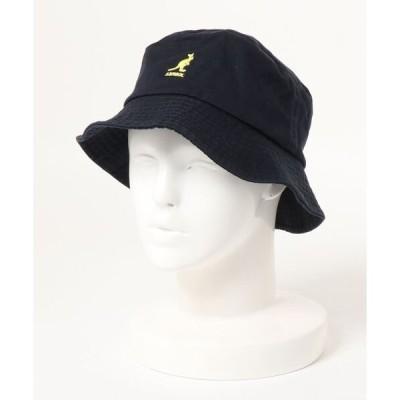 帽子 ハット 【KANGOL/カンゴール】KANGOL WASHED BUCKET(UN)