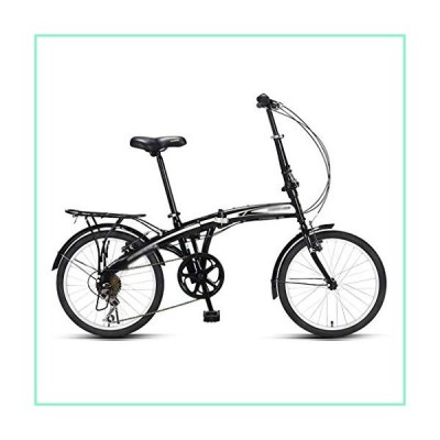 NYKK Road Bikes Adult Ultralight Portable Folding Bicycle Can Be Placed in The Car Trunk Bicycle Comfort Bikes【並行輸入品】