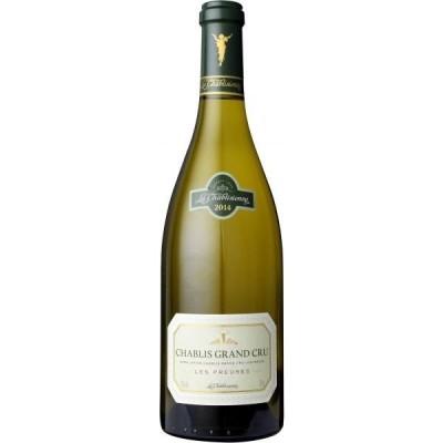 〈ラ・シャブリジェンヌ〉シャブリ グラン・クリュ レ・プルーズ 2014   輸入ワイン