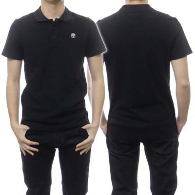 HYDROGEN ハイドロゲン メンズポロシャツ BASIC POLO /28064 ブラック /2021春夏新作