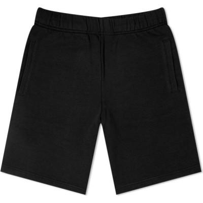 カーハート Carhartt WIP メンズ ショートパンツ ボトムス・パンツ Pocket Sweat Short Black