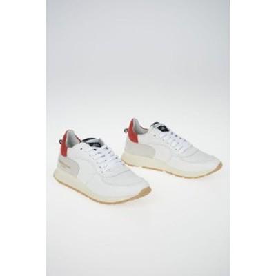 PHILIPPE MODEL PARIS White レディース Leather MONTECARLO Sneakers dk