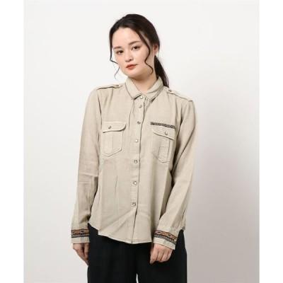シャツ ブラウス エコフレンドリーシャツ
