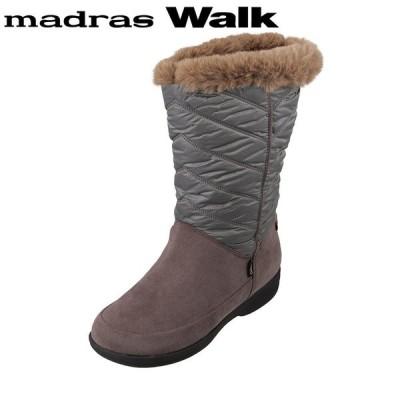 マドラスウォーク madras Walk MWL2111 レディース | ブーツ ミドルブーツ | 防水 雨の日 | ゴアテックス | オーク