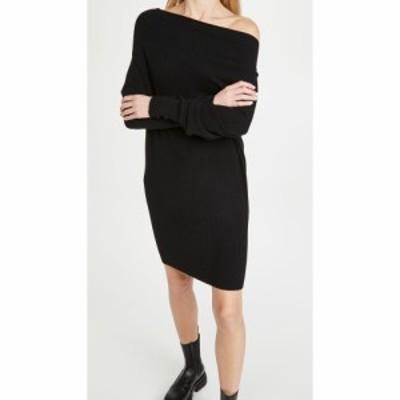 ブロシュウウォーカー Brochu Walker レディース ワンピース ワンピース・ドレス Lori Cashmere Dress Black Onyx
