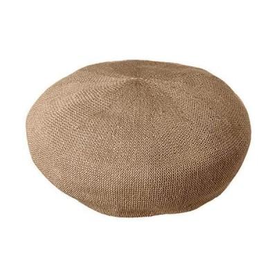 センス オブ グレース サーモベレー帽 YUYU BERET ベージュ 日本 FREE (FREE サイズ)