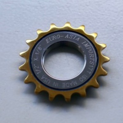EURO ASIA gold medal pro track cog コグ ユーロアジア ピストバイク ピスト