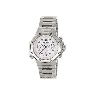 腕時計 プレシマックス Precimax メンズ Guardian Pro PX14003 シルバー ステンレス-スチール クォーツ 腕時計