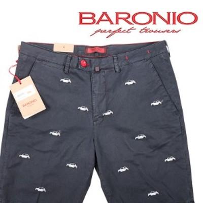 BARONIO(バロニオ) ハーフパンツ S1894-CHINOSH ブラック 35 【S21172】