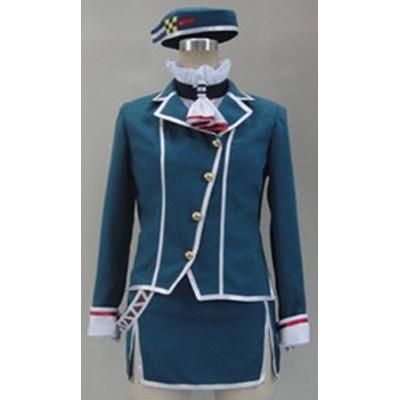 gargamel 艦隊これくしょん 高雄 コスチューム パーティー イベント コスプレ衣装s1600