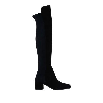 NILA & NILA ブーツ ブラック 36 革 ブーツ