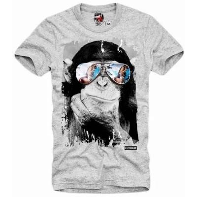 E1SYNDICATE(イーワンシンジケート)フォト Tシャツ  プリント インポート  メンズ