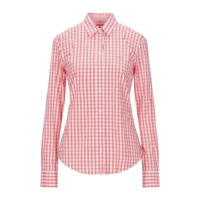 ガント GANT シャツ サーモンピンク 36 コットン 97% / ポリウレタン 3% シャツ