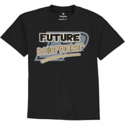 Fanatics Branded ファナティクス ブランド スポーツ用品  Fanatics Branded Purdue Boilermakers Infant Black Future