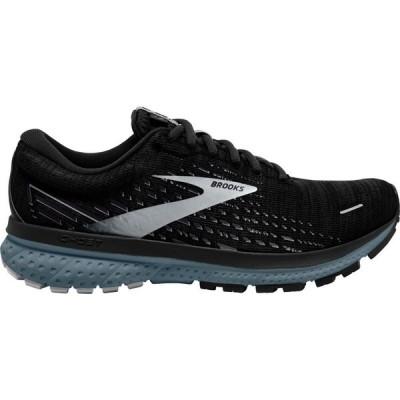 ブルックス Brooks メンズ ランニング・ウォーキング シューズ・靴 Ghost 13 Running Shoes Black/Green/Grey