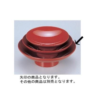 盛器 3.5寸盃朱塗 [10.5φ x 3.4cm] ABS樹脂 (7-676-10) 料亭 旅館 和食器 飲食店 業務用