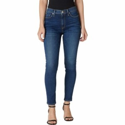 ハドソンジーンズ Hudson Jeans レディース スキニー・スリム ボトムス・パンツ Barbara High-Waist Supreme Skinny Ankle in Spiral Spi