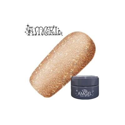 【メール便OK】 ジェルネイル セルフ カラージェル アンジェル AMGEL カラージェル AG5009 ソルナブロンズ 3g