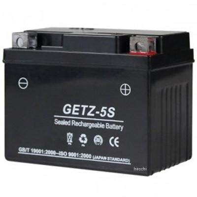 1231 NBS バイクパーツセンター GELバッテリー GETZ-5S 12-31 WO店