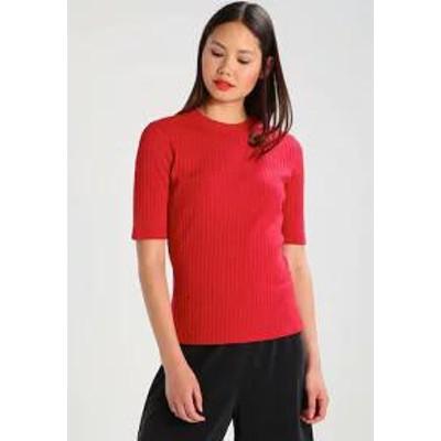 KIOMI レディーストップス KIOMI Basic T-shirt - red red