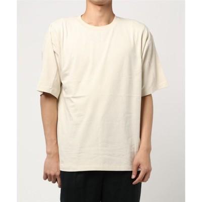 tシャツ Tシャツ 袖切り替えカットプルオーバー