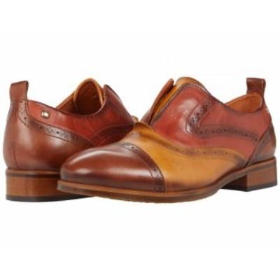Pikolinos レディース 女性用 シューズ 靴 オックスフォード ビジネスシューズ 通勤靴 Royal W4D-3510C1 Cuero【送料無料】