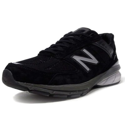 """new balance M990 V5 """"made in U.S.A."""" """"LIMITED EDITION"""" BK5 (M990 BK5)"""