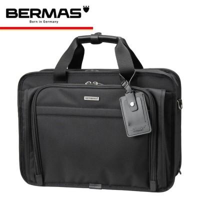 バーマス BERMAS ブリーフケース ファンクションギアプラス 60438  FUNCTION GEAR PLUS 3WAY 2層  [PO10][クリスマス]