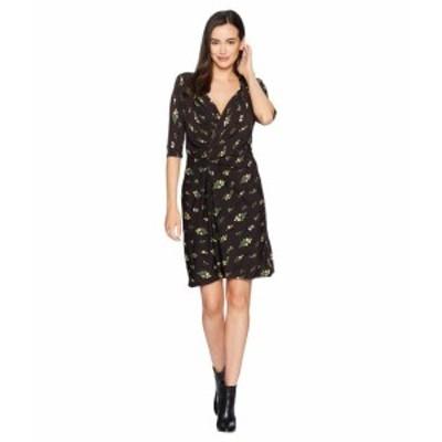 Ellen Tracy エレントレーシー ドレス 一般 Twisted Front Dress